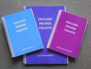English Proper Chants